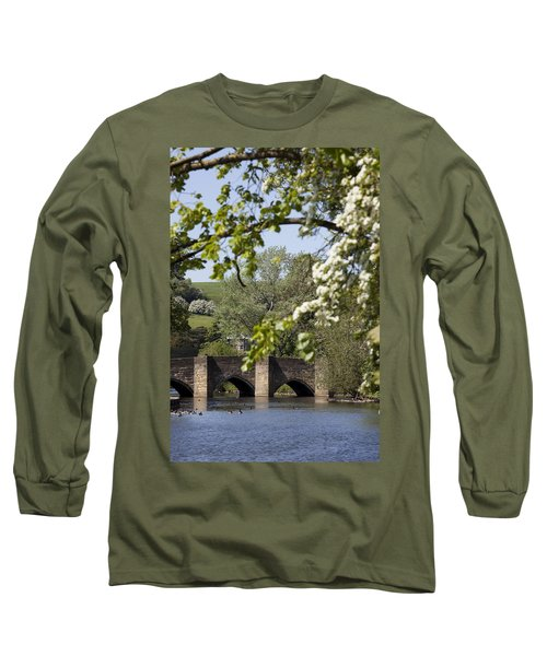 Bakewell Beauty Spot Long Sleeve T-Shirt