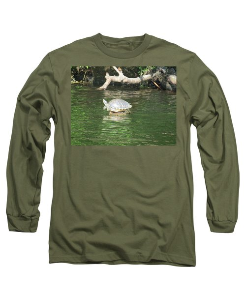 Balancing Act Long Sleeve T-Shirt