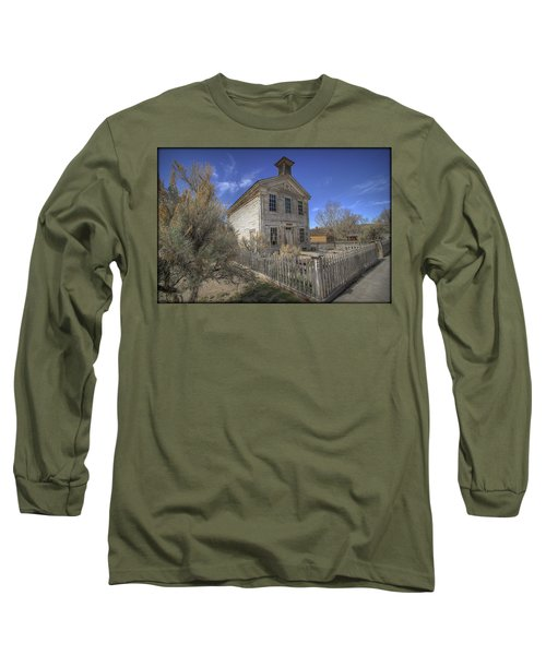 Bannack Lodge # 16 Long Sleeve T-Shirt
