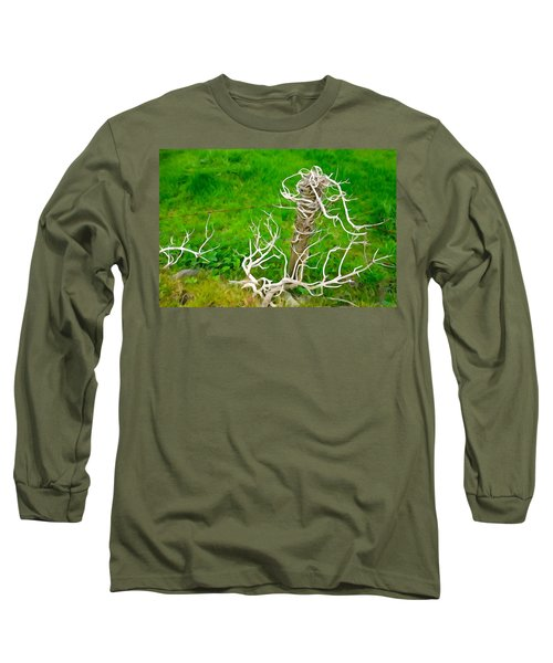 Barbs And Briers Long Sleeve T-Shirt