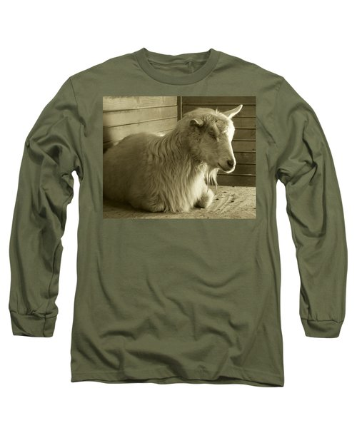 Barn Life Long Sleeve T-Shirt