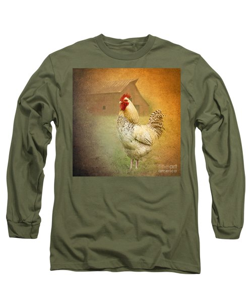 Barnyard Boss Long Sleeve T-Shirt