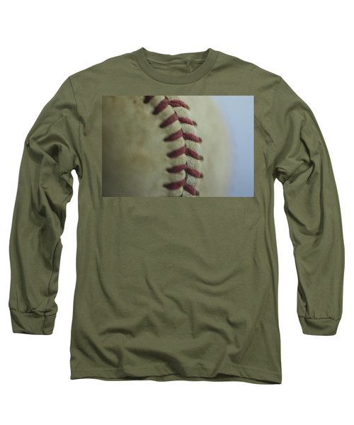 Baseball Macro 2 Long Sleeve T-Shirt