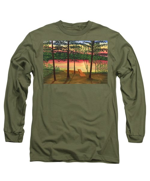Bass Lake Long Sleeve T-Shirt