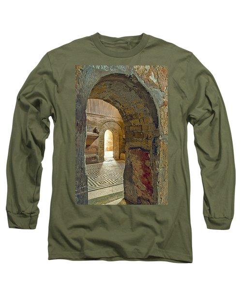 Bath House Long Sleeve T-Shirt