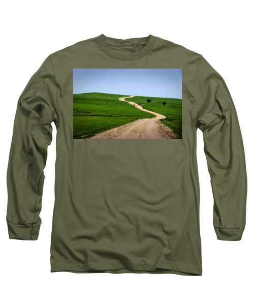 Battle Creek Road Teamwork Long Sleeve T-Shirt