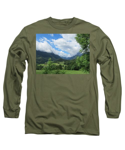 Bavarian Countryside Long Sleeve T-Shirt