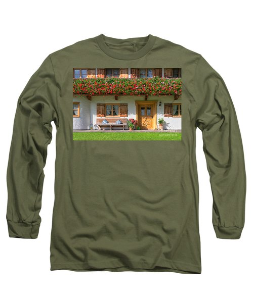 Bavarianstyle Long Sleeve T-Shirt