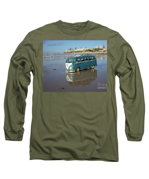 Beached Long Sleeve T-Shirt