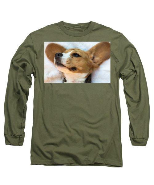 Beagles Dreams Long Sleeve T-Shirt