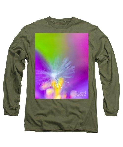 Beautiful Blur Long Sleeve T-Shirt
