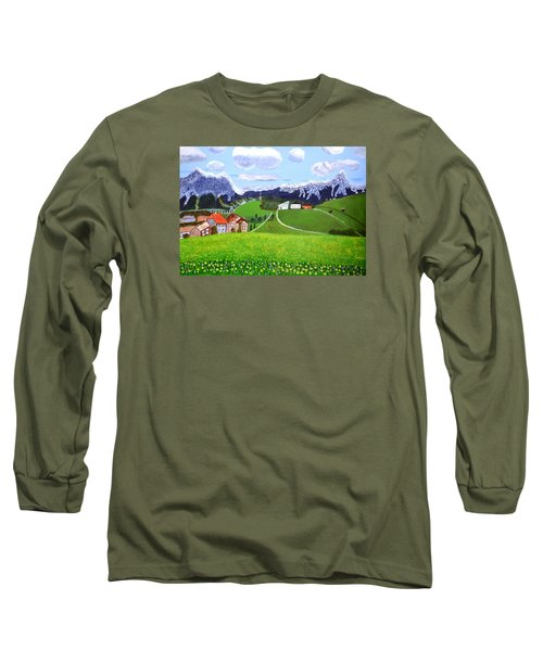 Beautiful Norway Long Sleeve T-Shirt