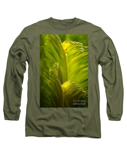 Beauty In The Sunlight Long Sleeve T-Shirt by Deb Halloran