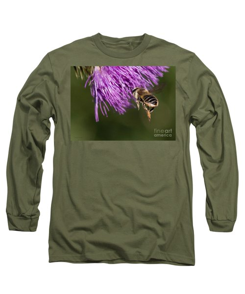 Bee Butt Long Sleeve T-Shirt