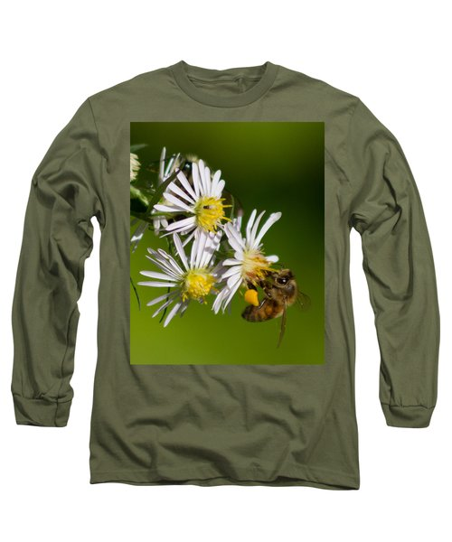 Bee Harvest Long Sleeve T-Shirt