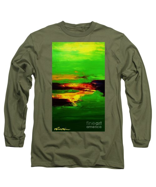 Being And Becoming Long Sleeve T-Shirt