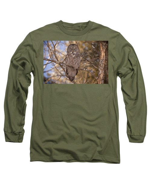 Being Observed Long Sleeve T-Shirt