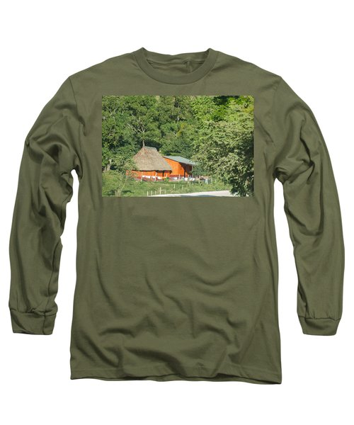 Belize House Long Sleeve T-Shirt