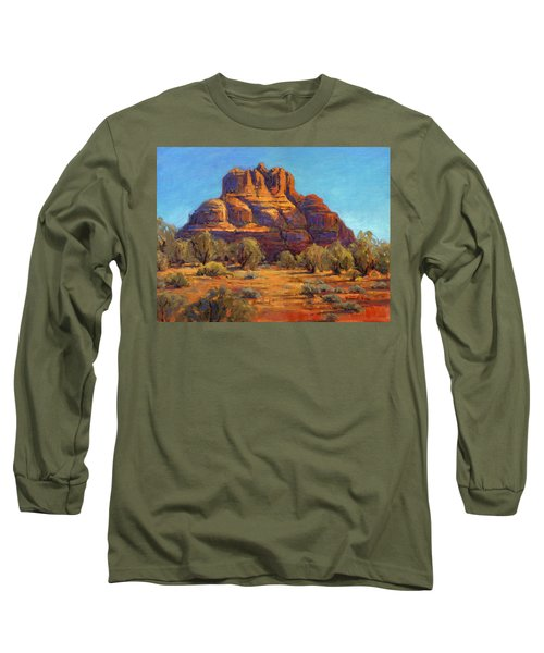 Bell Rock, Sedona Arizona Long Sleeve T-Shirt