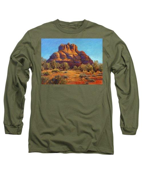 Bell Rock, Sedona Arizona Long Sleeve T-Shirt