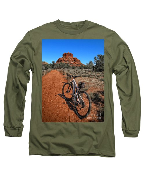 Bell Rock Trail Long Sleeve T-Shirt
