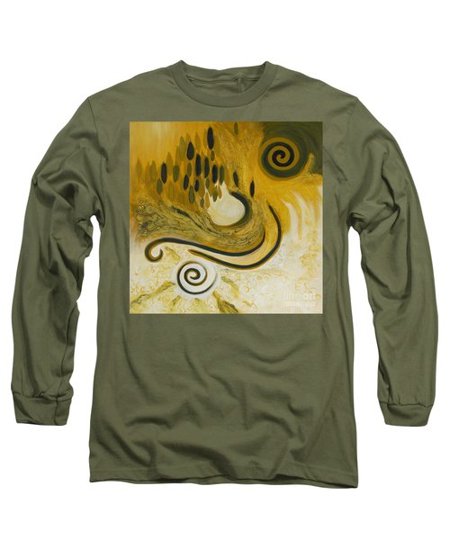 Between Heaven And Hell Long Sleeve T-Shirt