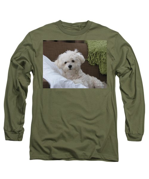 Molly 2 Long Sleeve T-Shirt by Michael Krek