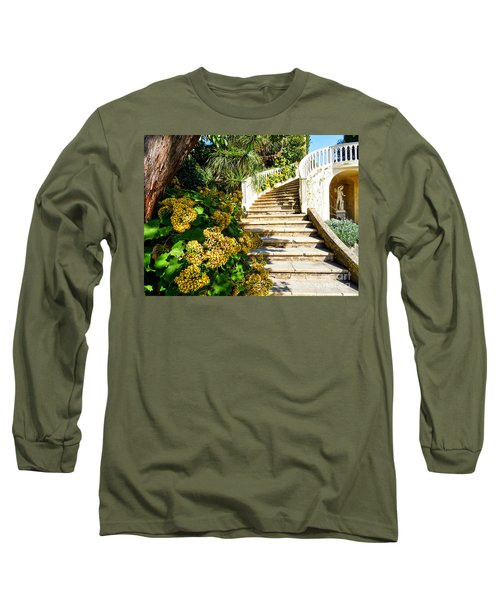 Bienvenue Long Sleeve T-Shirt