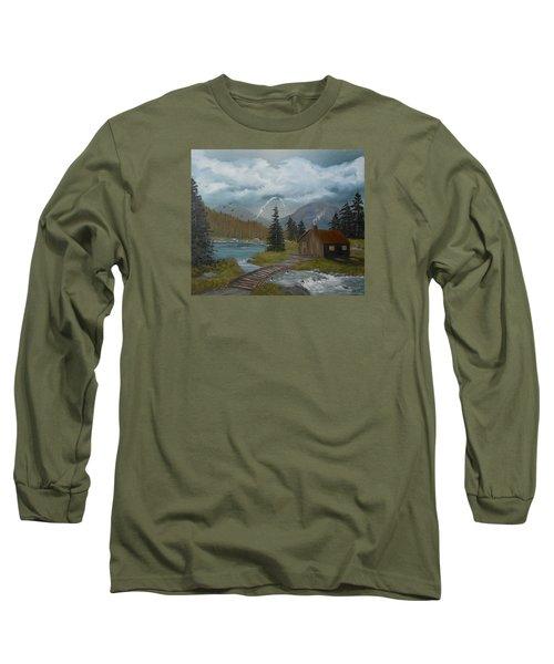 Big Storms A Comin' Long Sleeve T-Shirt