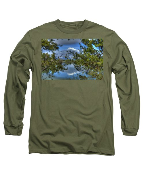 Big Teton Long Sleeve T-Shirt