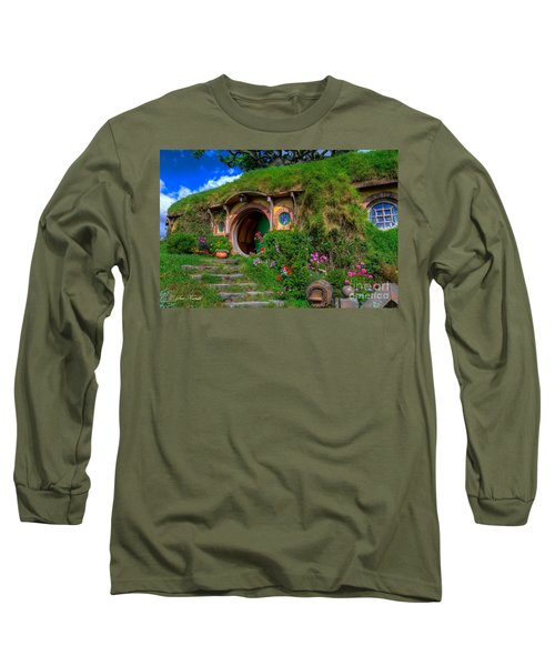 Bilbo Baggin's House 5 Long Sleeve T-Shirt