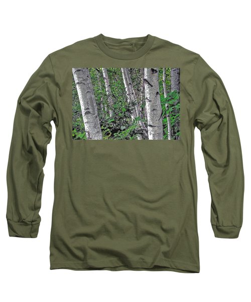 Birches Long Sleeve T-Shirt