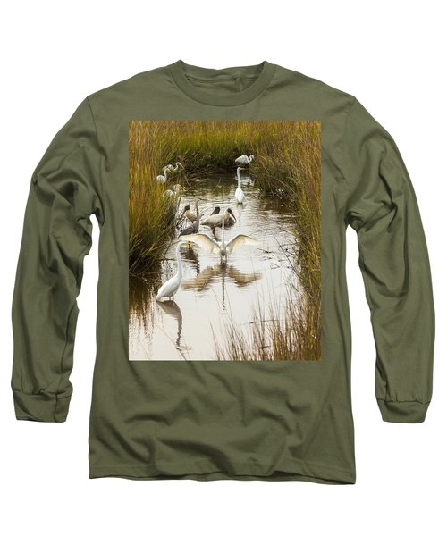 Bird Brunch 2 Long Sleeve T-Shirt