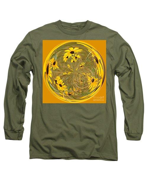 Black Eyed Susans Long Sleeve T-Shirt