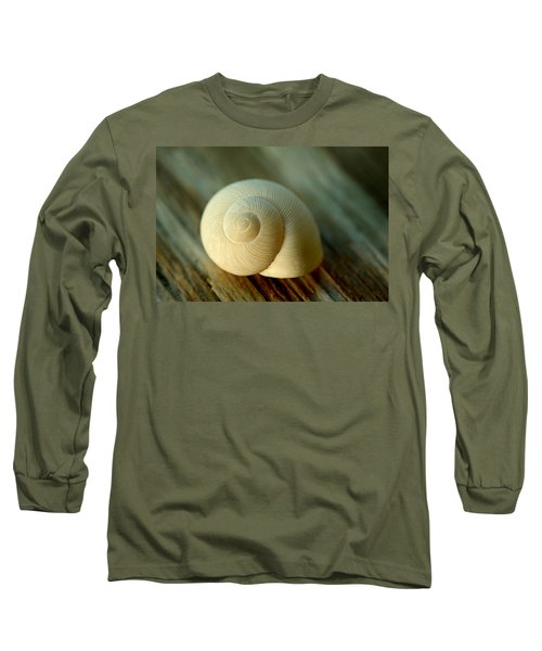 Bleached Long Sleeve T-Shirt by Greg Allore