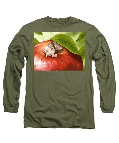 Bliss Long Sleeve T-Shirt by Veronica Minozzi