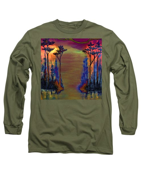 Blood Roots Long Sleeve T-Shirt