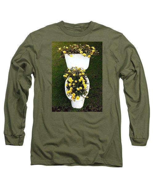 Blooming Loo Long Sleeve T-Shirt