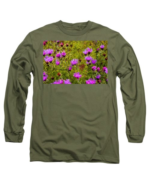Blowin In The Wind Long Sleeve T-Shirt