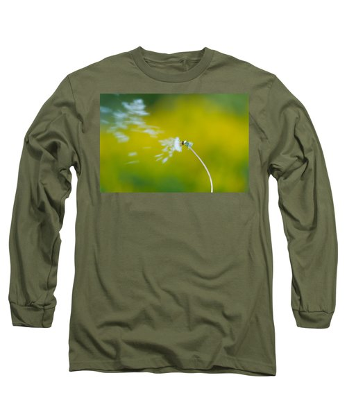 Long Sleeve T-Shirt featuring the photograph Blown Away by Sebastian Musial