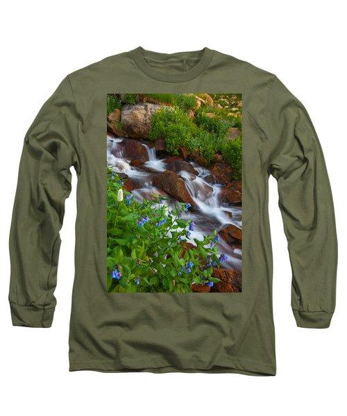 Bluebell Creek Long Sleeve T-Shirt