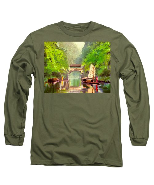 Boatmen Long Sleeve T-Shirt