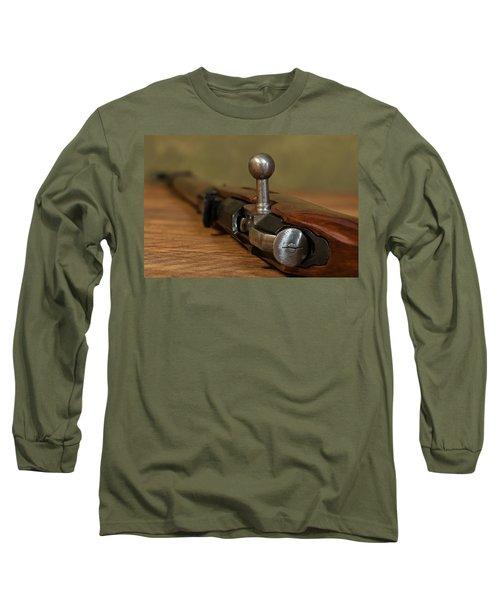 Bolt Action Long Sleeve T-Shirt