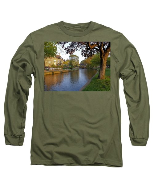 Bourton On The Water 3 Long Sleeve T-Shirt