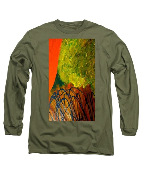 Brain Freeze Poverty  Long Sleeve T-Shirt