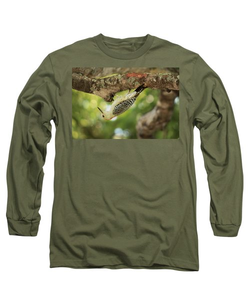 Breakfast Time Long Sleeve T-Shirt by Greg Allore