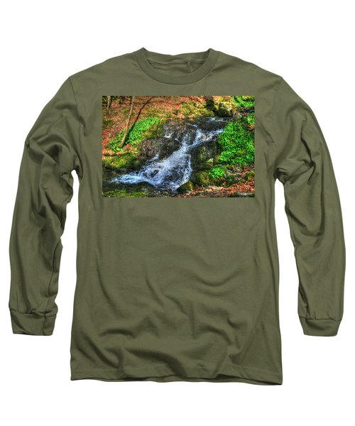 Long Sleeve T-Shirt featuring the photograph Breath Deeply by Doc Braham