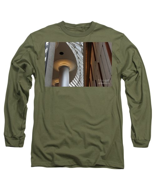 Breath Taking Beauty Architecture Long Sleeve T-Shirt