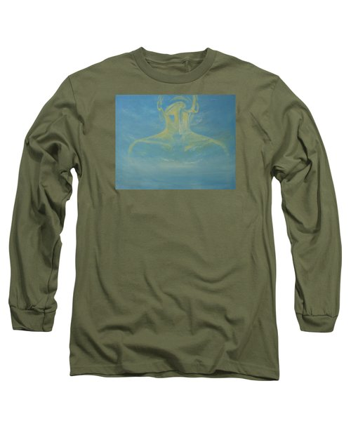 Breathe Long Sleeve T-Shirt by Jane  See