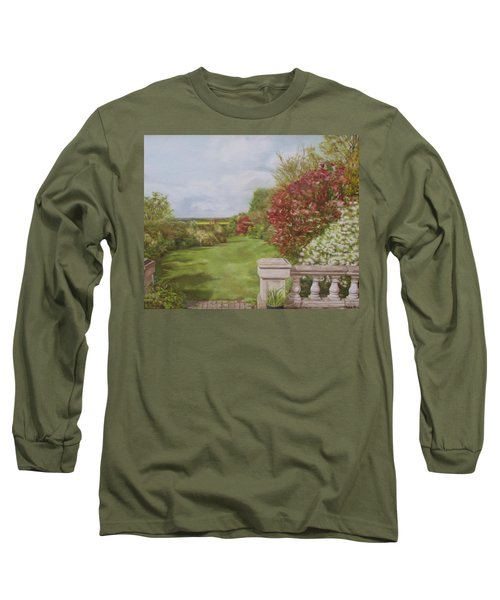Brewers Garden Long Sleeve T-Shirt